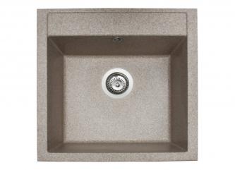 Кухонна мийка BODRUM 510 терразі штучного каменю
