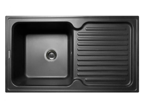 Кухонная мойка ORLEAN черная
