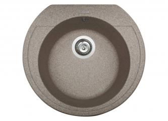 Кухонна мийка TULUZA терразі штучного каменю