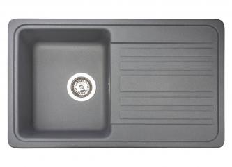 Кухонна мийка VERSAL сіразі штучного каменю