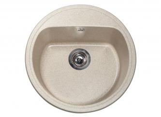 Кухонна мийка MALIBU пісочназі штучного каменю
