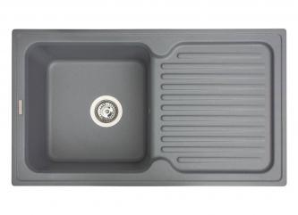 Кухонна мийка ORLEAN сіразі штучного каменю