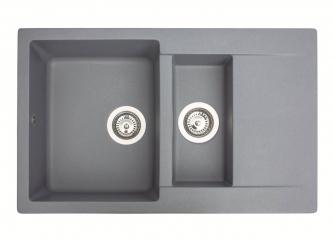 Кухонна мийка LAPAS сіразі штучного каменю
