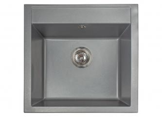 Кухонна мийка BODRUM 510 сіразі штучного каменю