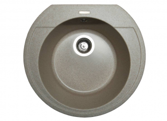 Кухонна мийка TULUZA пісочназі штучного каменю
