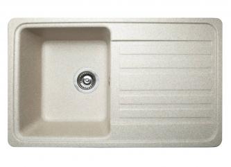 Кухонна мийка VERSAL пісочназі штучного каменю