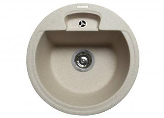 Кухонна мийка VALENCIA пісочназі штучного каменю