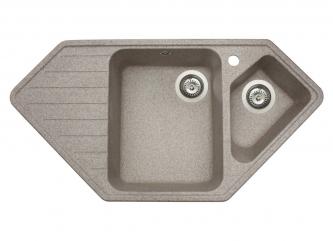 Кухонна мийка TIRION терразі штучного каменю