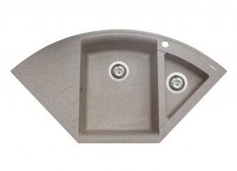 Кухонна мийка EUROPE пісочназі штучного каменю