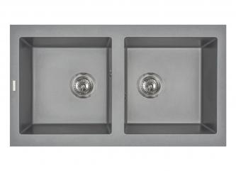 Кухонна мийка WESTEROS сіразі штучного каменю